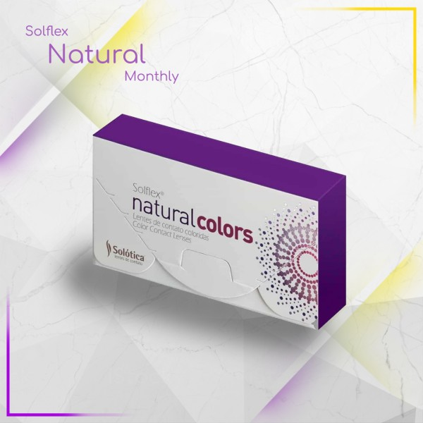 Solflex Natural Monthly