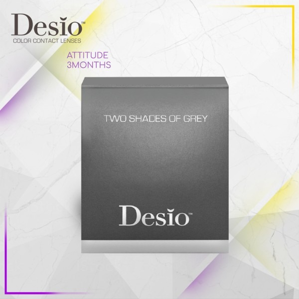 Desio Two Shades of Gray