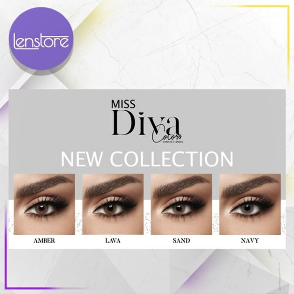 Diva Colors 2021 Collection (Miss Diva)