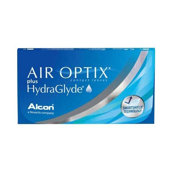Airoptix Plus Hydraglyde - 6 Lenses