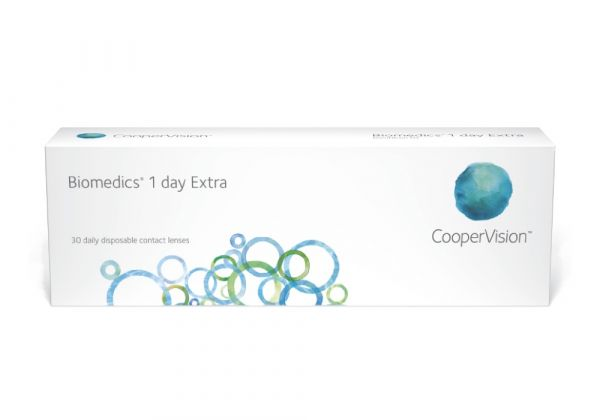 Biomedics 1 day Extra  - 30 Lenses