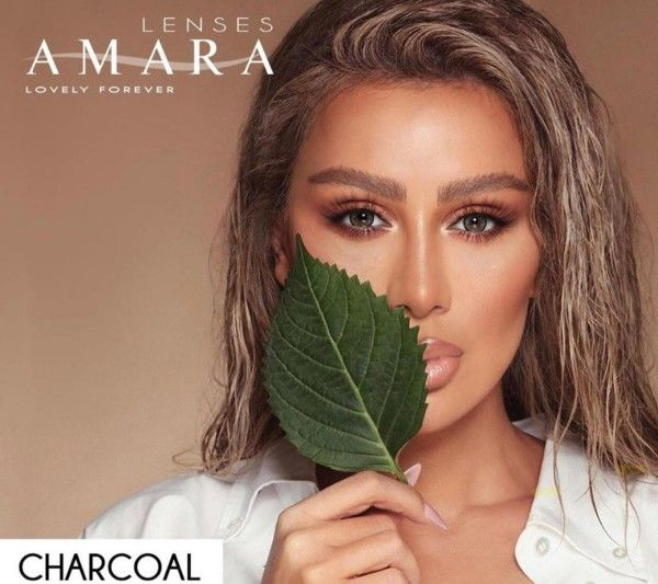 Amara Lenses Charcoal Gray