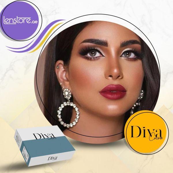 Diva Colors - 2 Lenses