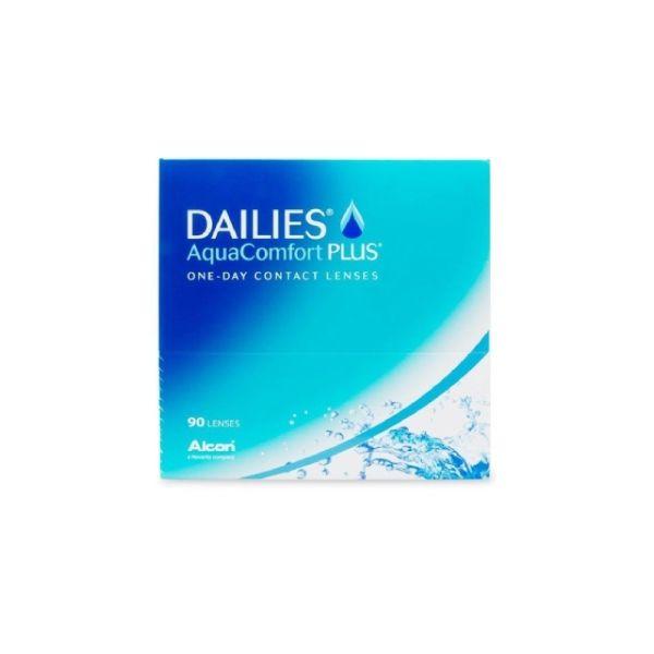 Dailies AquaComfort Plus - 90 Lenses