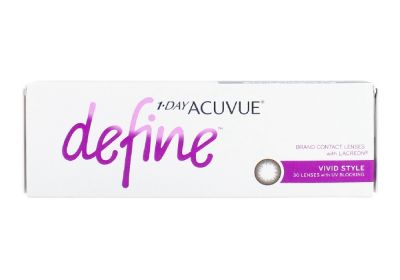Acuvue one day define Vivd style - 30 Lenses