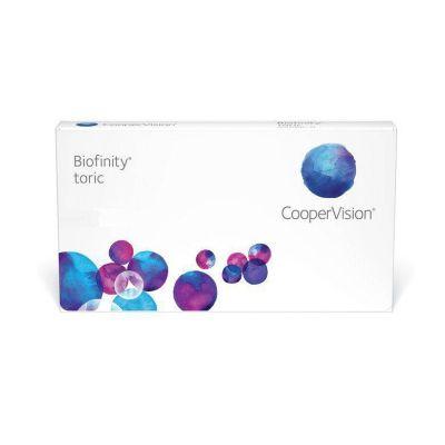Biofinity Toric - 6 Lenses