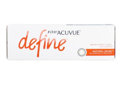 Acuvue one day define natural shine style - 30 Lenses
