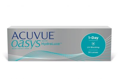 Acuvue oasys one day - 30 Lenses