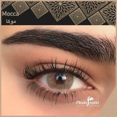 Nada Fadel Mocca- 2 Lenses